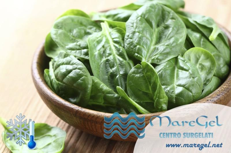 Cucinare gli spinaci freschi o surgelati i consigli per non